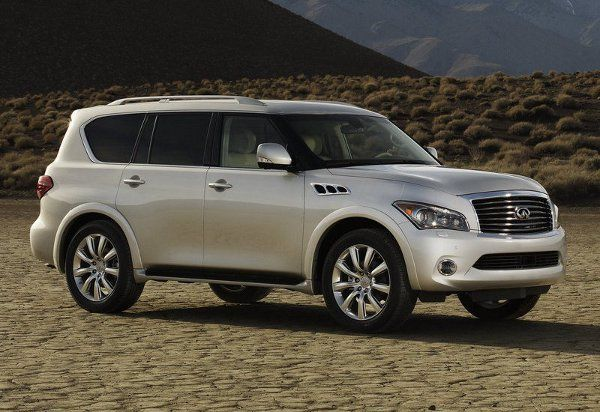 2011 Infiniti Qx56 The Giant Luxury Suv With Premium