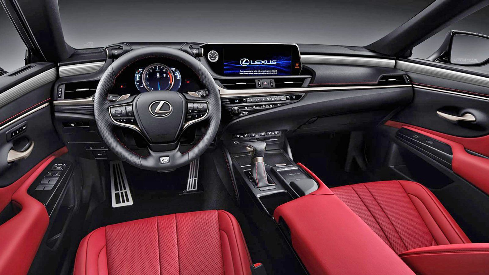 Australia To Receive Es 300h Fsport Come This Fall Clublexus Lexus Es Lexus Interior Lexus