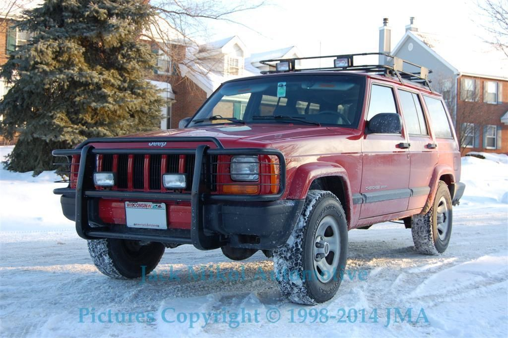 Awesome Jeep Cherokee Grill Guard Jeep Http Ift Tt 2f3shzr