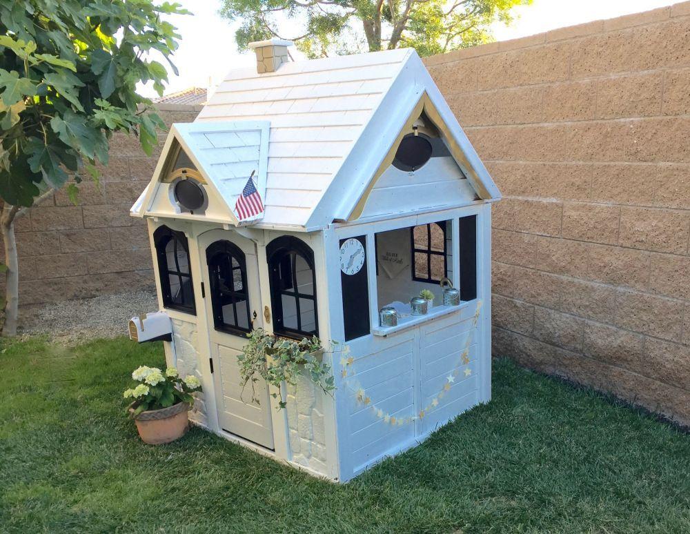 Costco Playhouse Hack wwwfreeindeedvlogwordpress casas para - casitas de jardin para nios