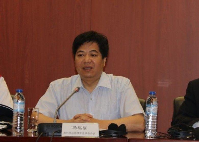 澳門消息廉署立案查前氣象局長馮瑞權 - on.cc東網 | Talk show, Hong kong, Talk