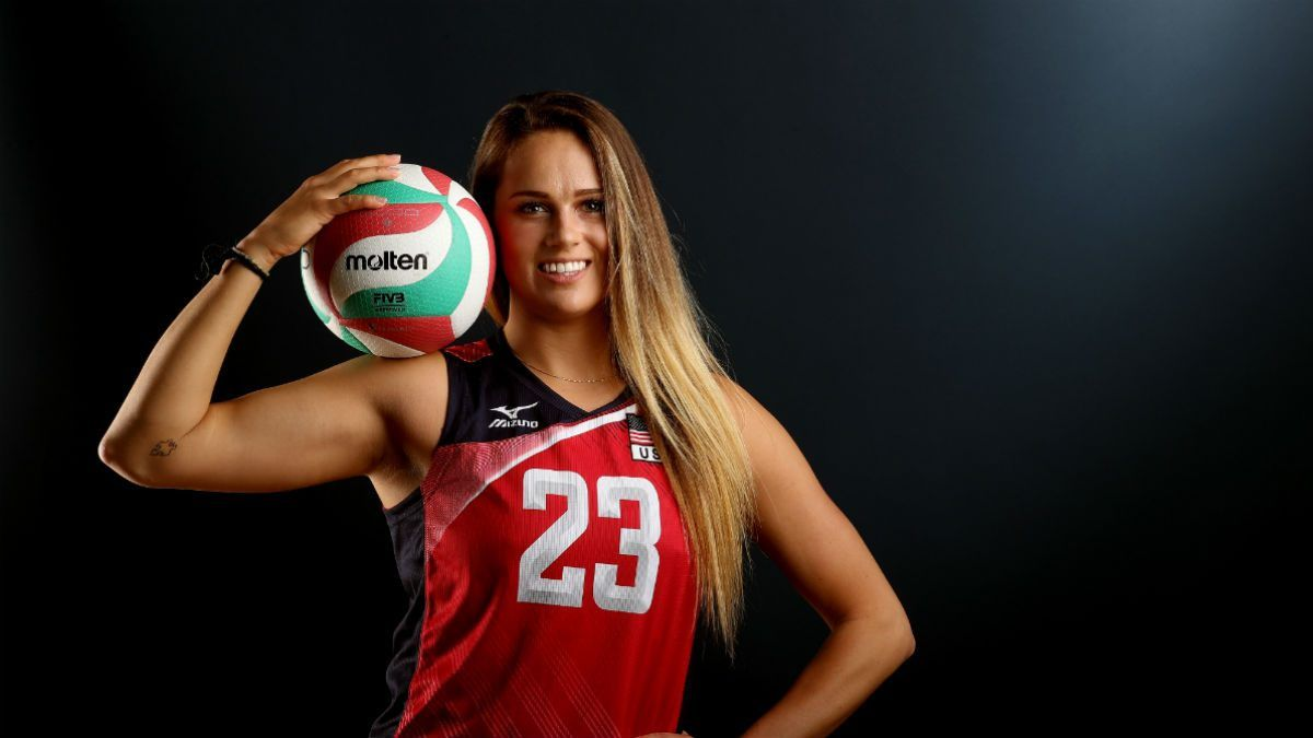 Olympics Burnish Copacabana S Status As Beach Volleyball Mecca Beautiful Athletes Kelsey Robinson Olympic Volleyball