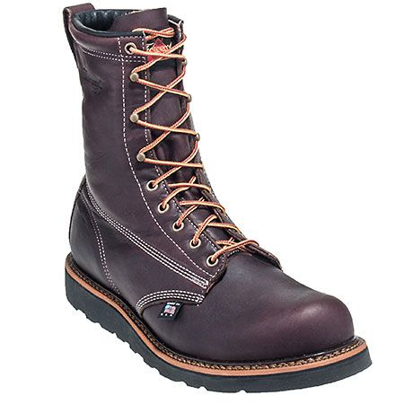 e75dcd9ff1f Thorogood Boots: Men's Brown American Heritage 814-4269 USA-Made EH ...