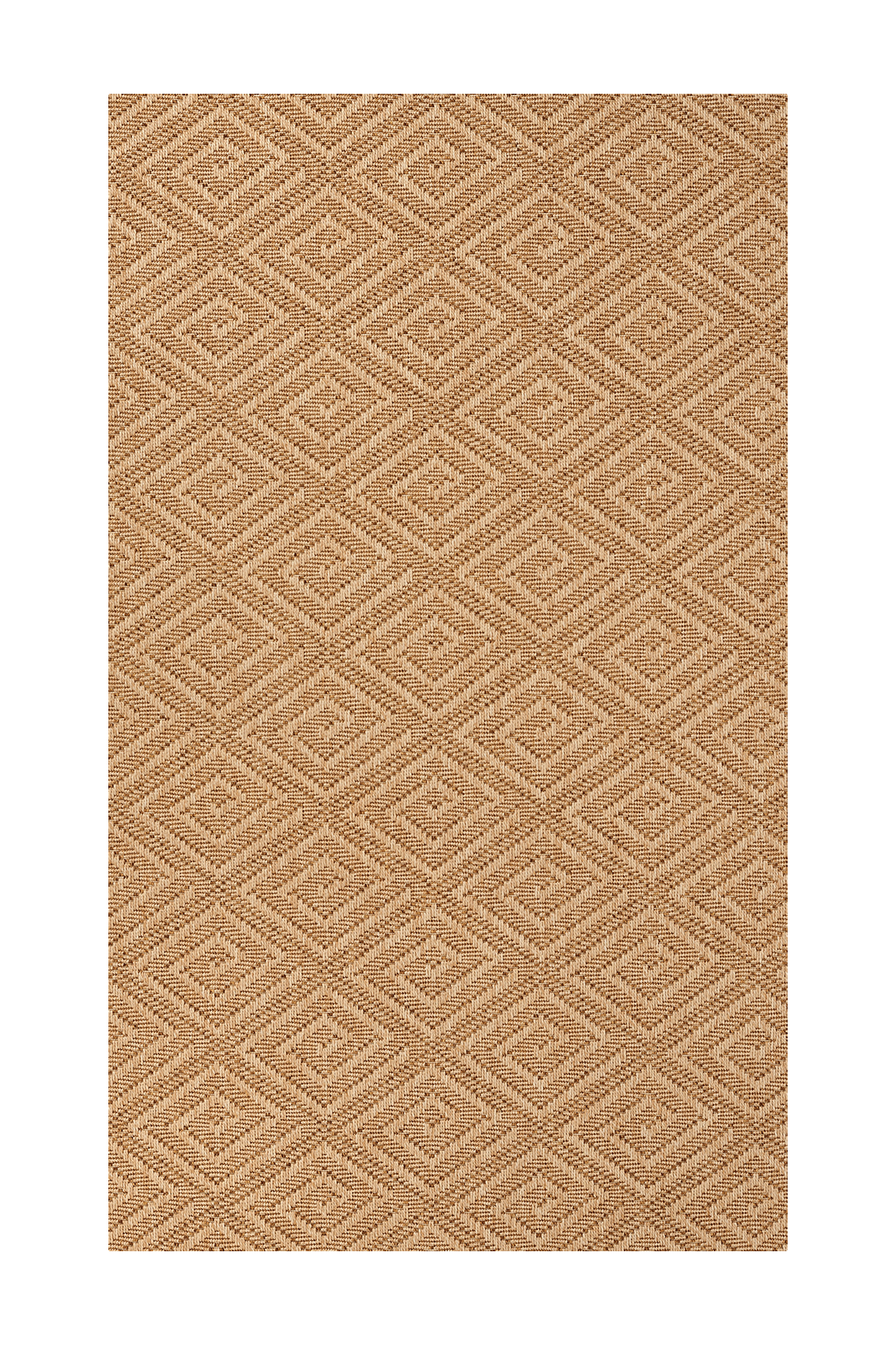 Create A Patterned Outdoor Sisal Rug
