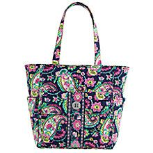 Tablet Tote in Ziggy Zinnia | Vera Bradley