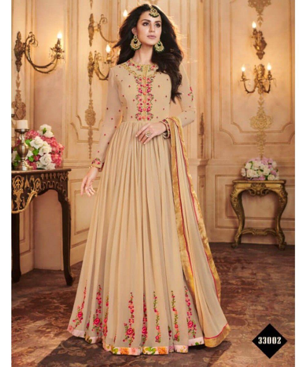 e756eeba39 Designer Anarkali Suit | India USA UK Canada | Gown | Anarkali suits ...
