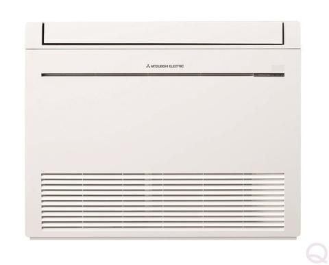 Mitsubishi Air Conditioning Floor Mounted Inverter Heat Pump System From 967 00 Heat Pump System Mitsubishi Conditioner