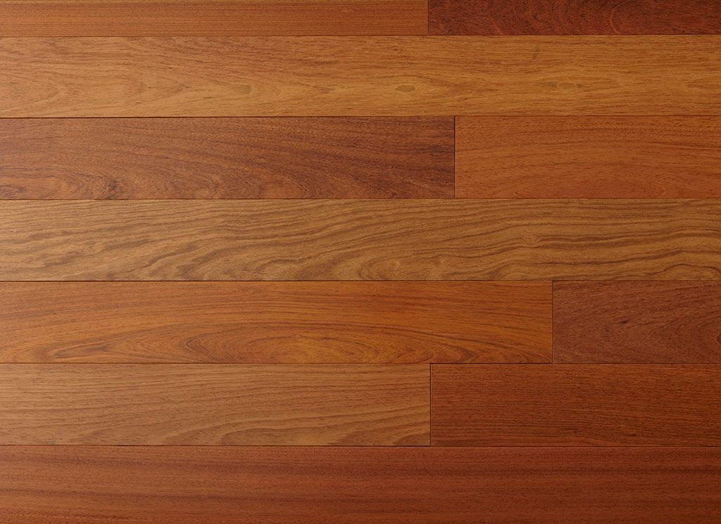 Brazilian Cherry Wood Floors Range From A Dark Red To A Lighter