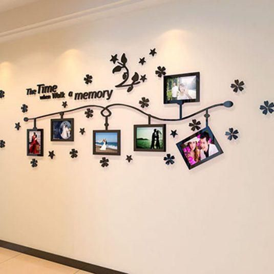 Awesome 3d Wall Stickers For Your Home Decor Wall Stickers Home Decor Diy Gallery Wall Wall Stickers Home
