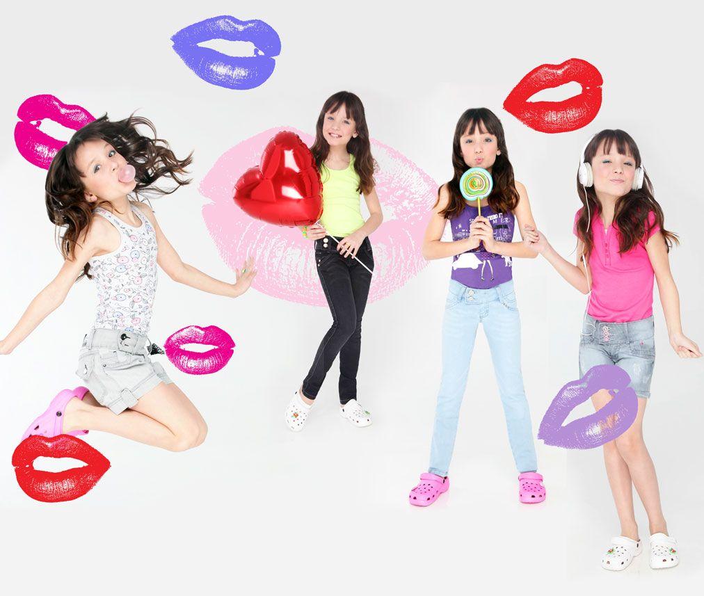2fa9aef04c326 Imagens que editei e manipulei para o site da marca infantil Larissa  Fashion. A Campanha