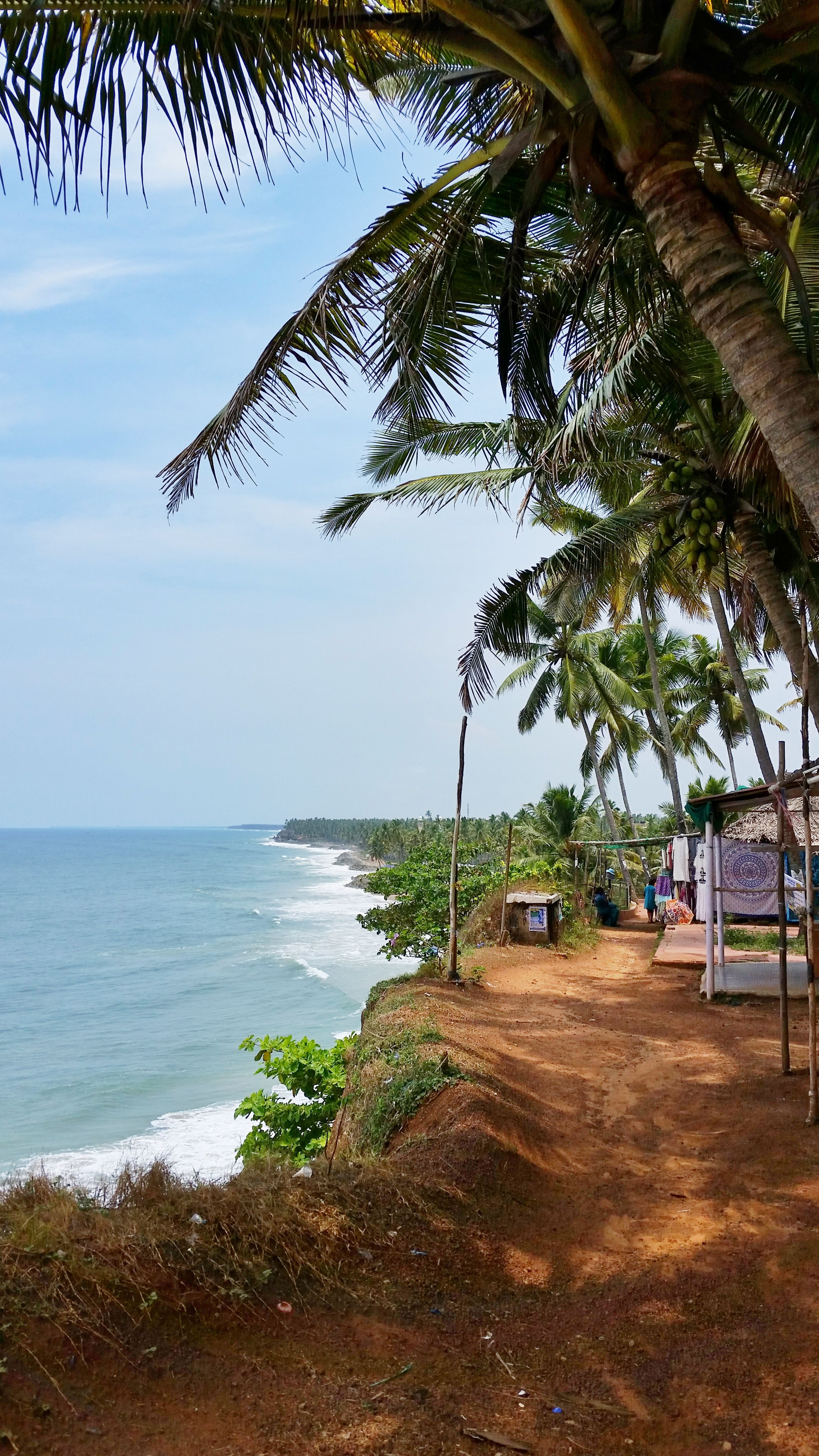backpacking south asia. india travel tips. beach towns in asia. world bucket list travel destinations and places to visit in asia. kerala india