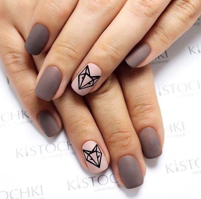 Pin de Юлия en nails | Pinterest | Diseños de uñas