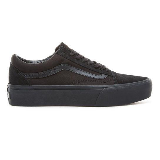 chaussure vans dain femmes a platform