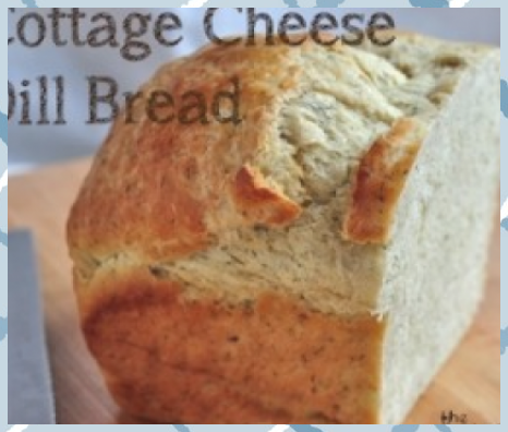 Cottage Cheese Dill Bread Cottage Cheese Dill Bread In 2020 Cottage Cheese Recipes Artisan Bread Dill Bread Recipe