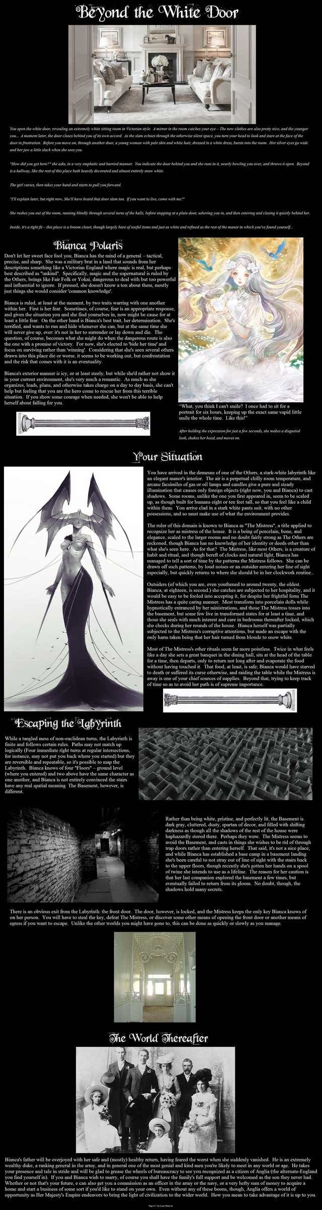 Dominion master cyoa in awesome pinterest cyoa fantasy