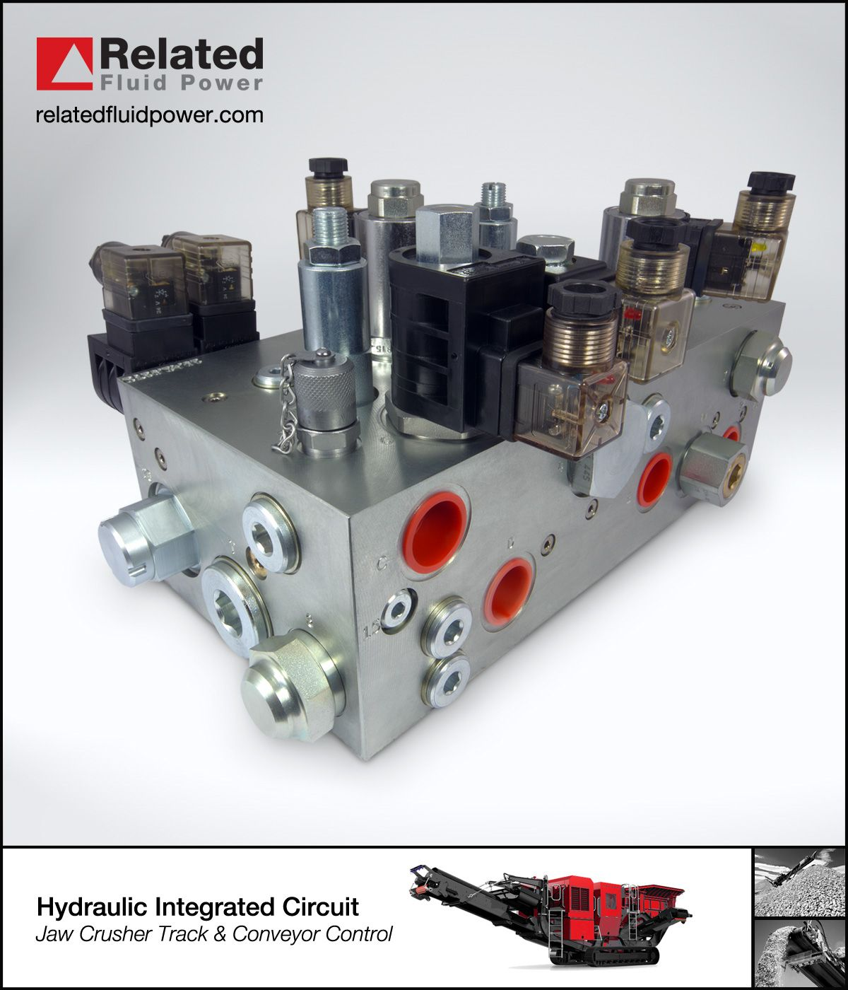 Hydraulic Manifold Systems Hydraulic systems, Hydraulic