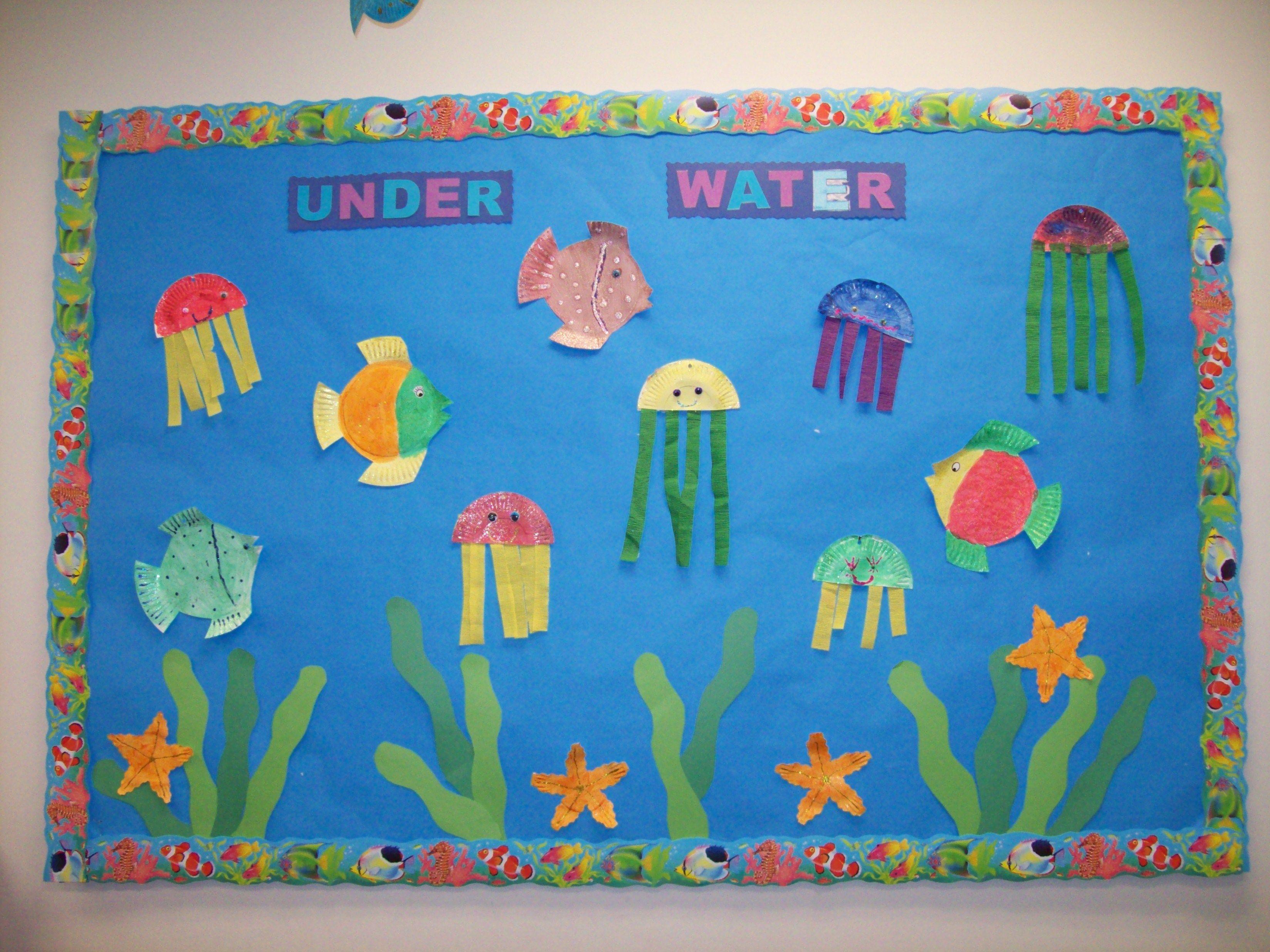 June Preschool Bulletin Board Ideas