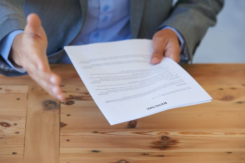 Online professional resume writing services dc