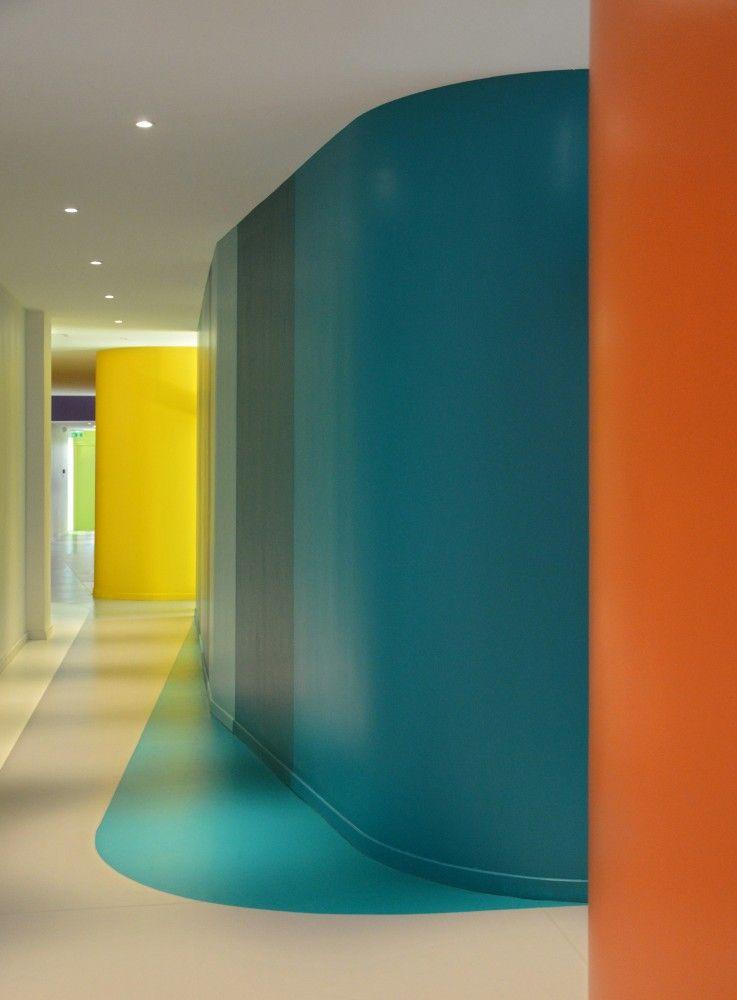 Corridor Design Color: Gallery Of 4 Nurseries / Schemaa - 13 In 2019