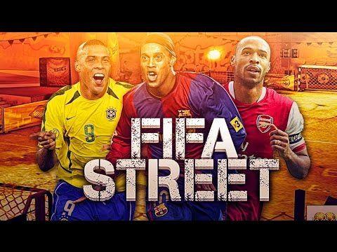FIFA STREET!