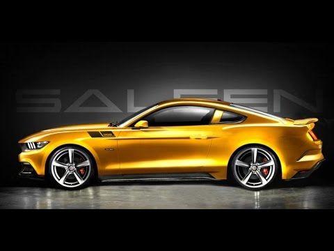 Saleen Mustang Is A 750 Horsepower Mega Muscle Machine Ford Mustang Saleen Mustang Saleen Mustang