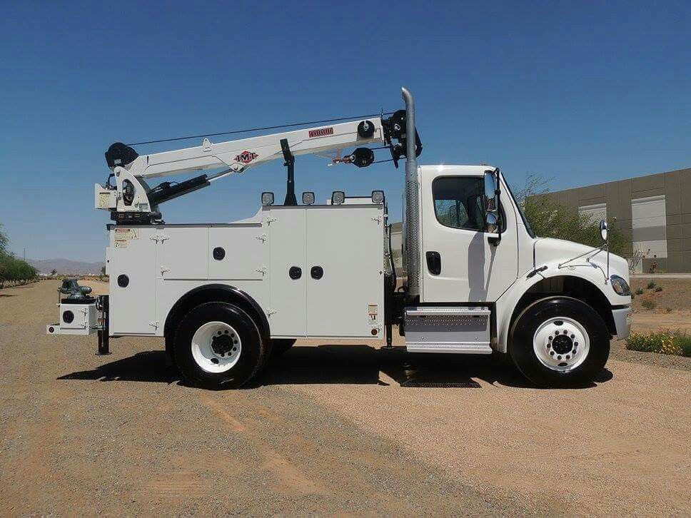 Pin by anthony norfleet on service trucks recreational