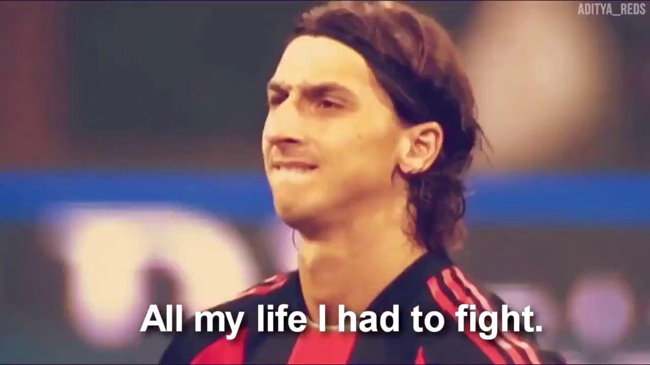Zlatan Ibrahimovic Silence The Haters Words Of Inspiration From Zlata Inspirational Words Ibrahimovic Inspirational Quotes