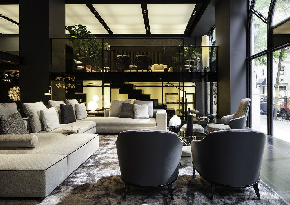 The Best Design Showrooms In New York Contemporary Interior