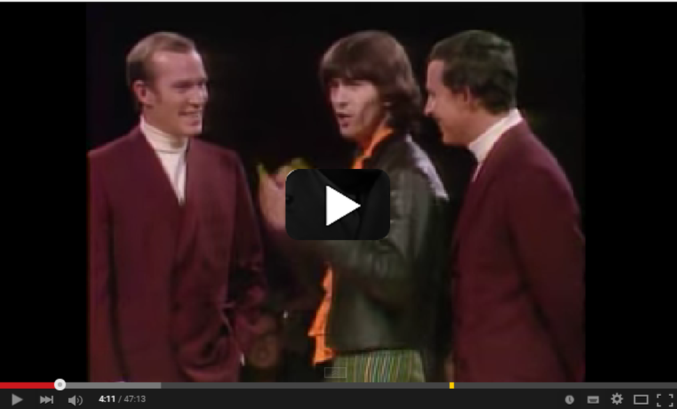 smothers brothers comedy pinterest | ... and 17) : George Harrison Guests On The Smothers Brothers Comedy Hour