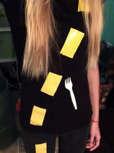 12 Seriously Funny Halloween Costumes for Women #funnyhalloweencostumes