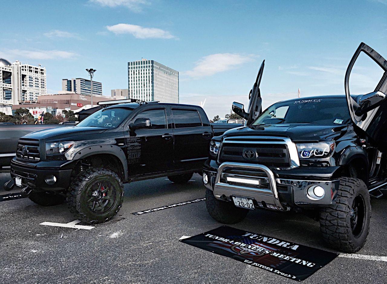 Those headlights, doe. Toyota trucks, Toyota tundra