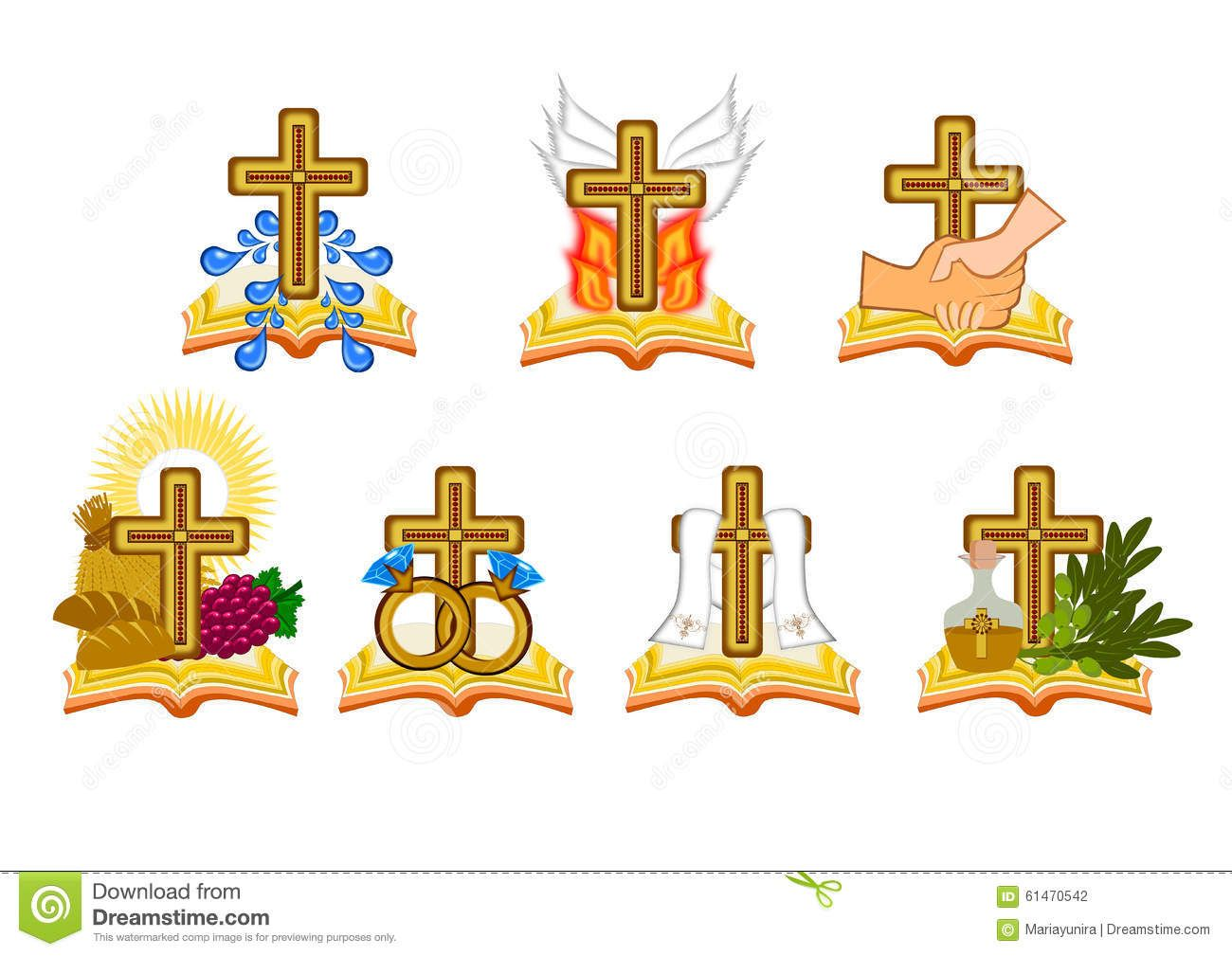 los siete sacramentos - Szukaj w Google | SAKRAMENTY | Pinterest ...