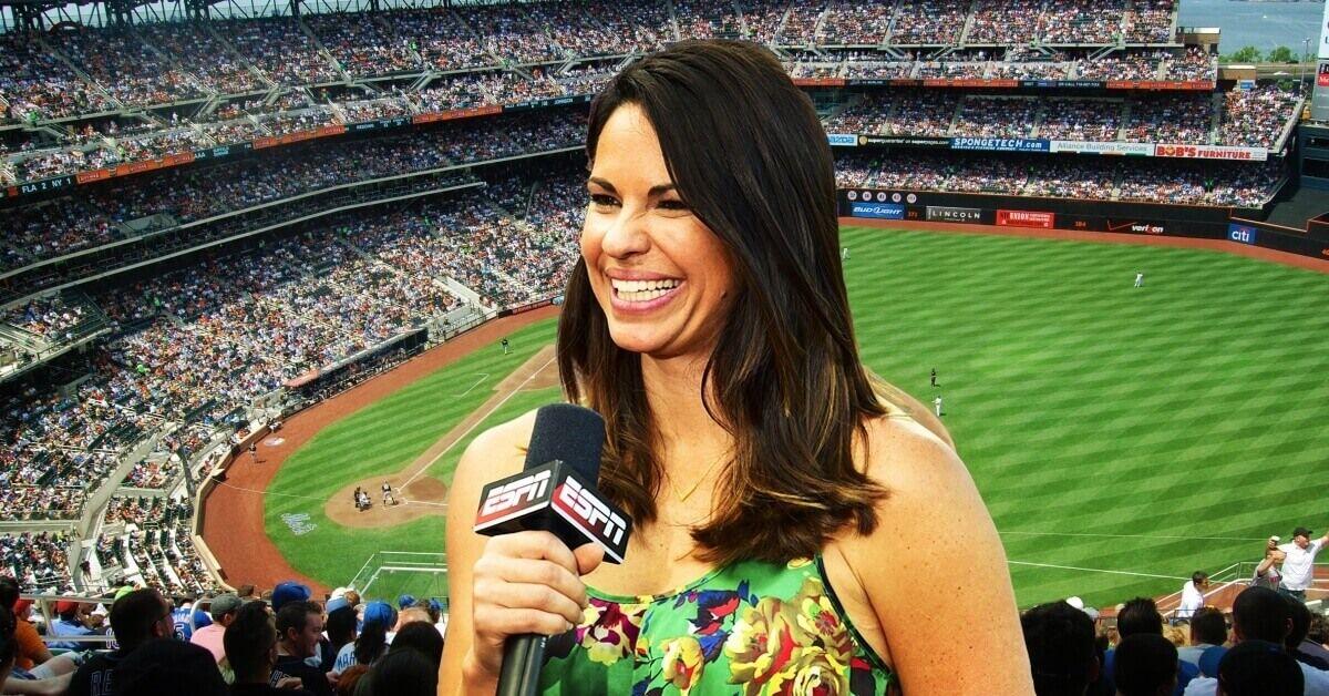 Jessica Mendoza Blazed The Trail for Female Sports