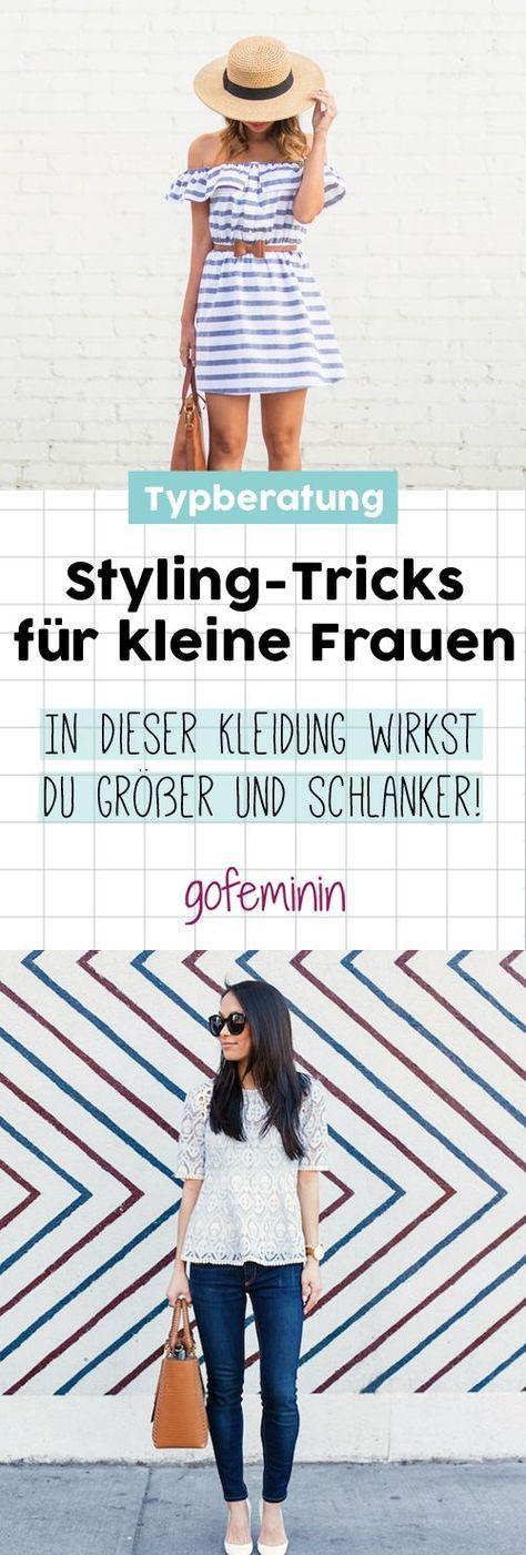 Styling Tipps Für Kleine Frauen