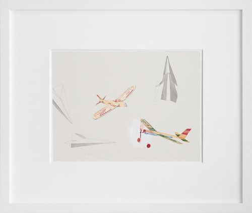 Balsa planes #3  by Paul Madonna - Jihan, this is all you :)