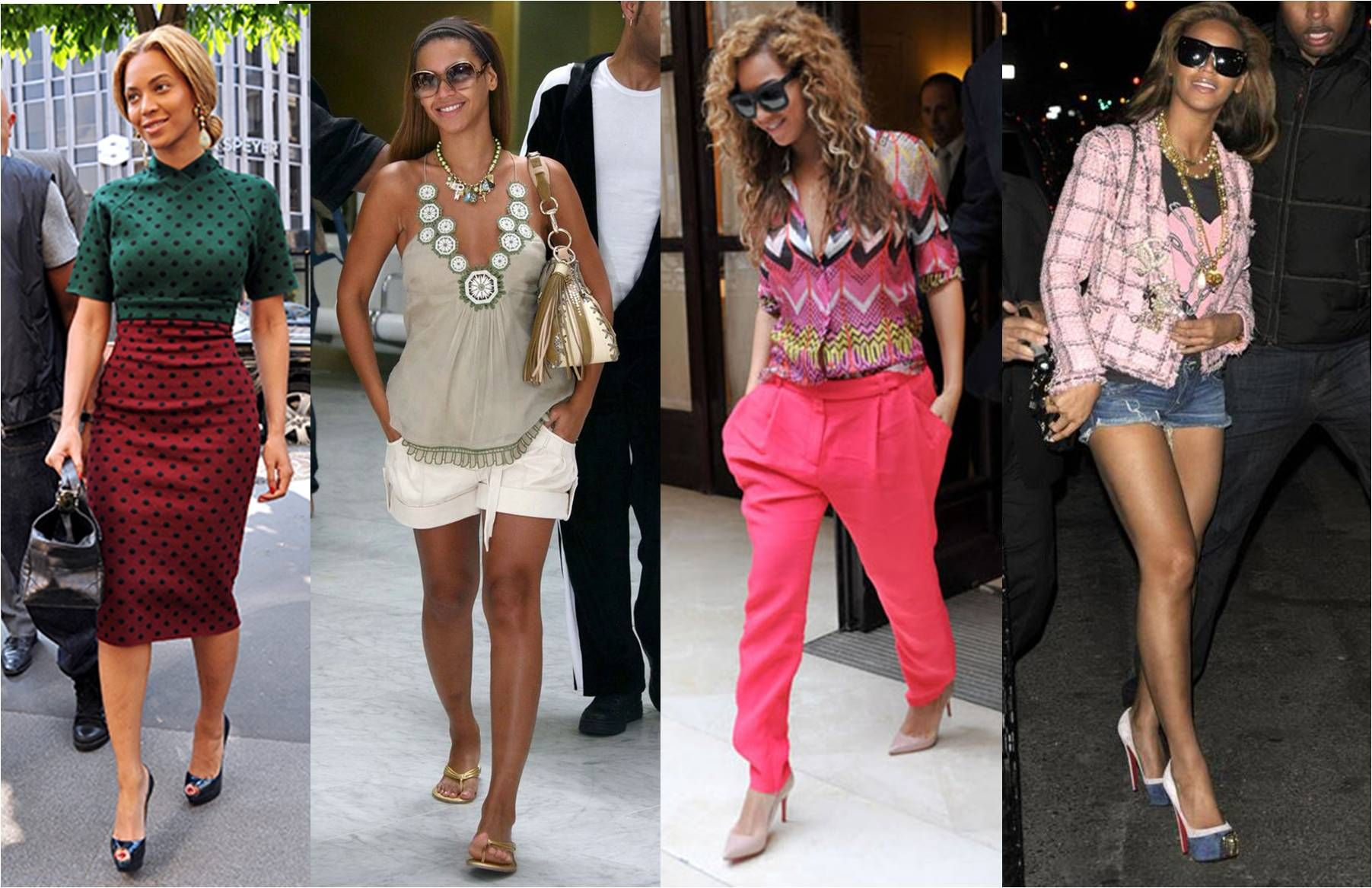 beyonce casual wardrobe - Google Search | THE LOOKBOOK ...