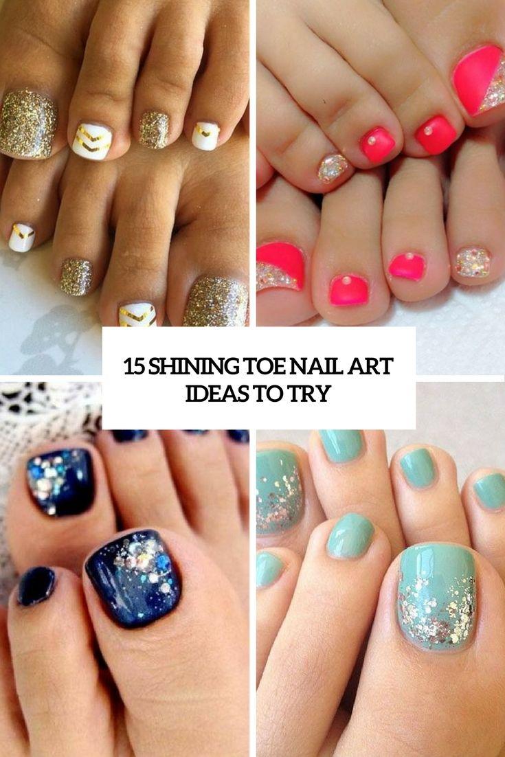 Toe Nails Art