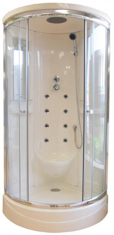 Steam Planet 36 X 36 Shower Enclosure Md 010b 1 995 00 With