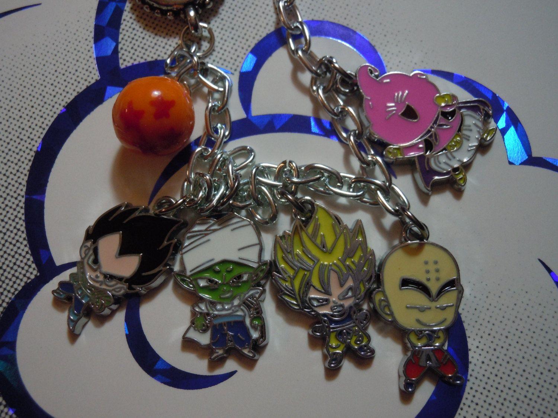 Dragonball z bracelet dbz anime anime bracelet anime