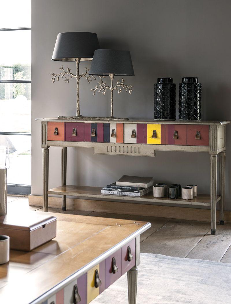 Jacob Console Table Ref Td013 Meuble Massif Beaux Meubles Mobilier