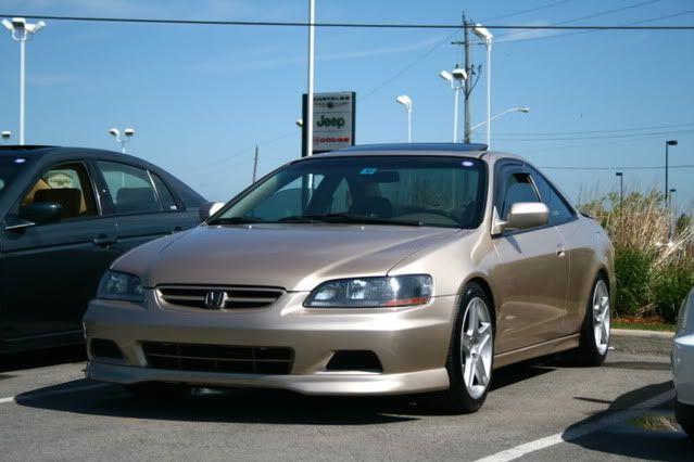 2001 honda accord Mugen Front Lip - Google Search | Honda ...
