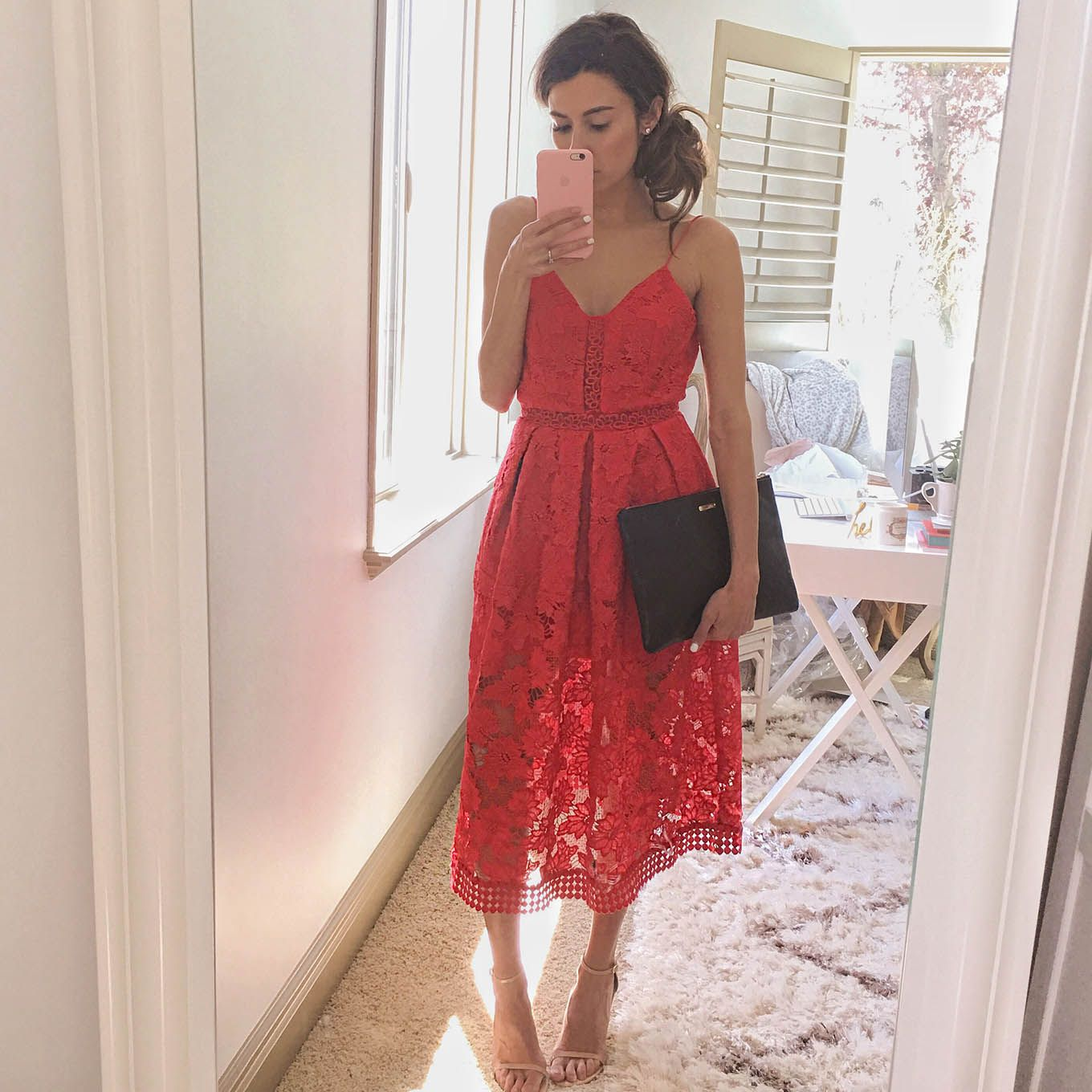 Spring Dresses On Sale | Hello Fashion Blog | Pinterest | Red lace ...