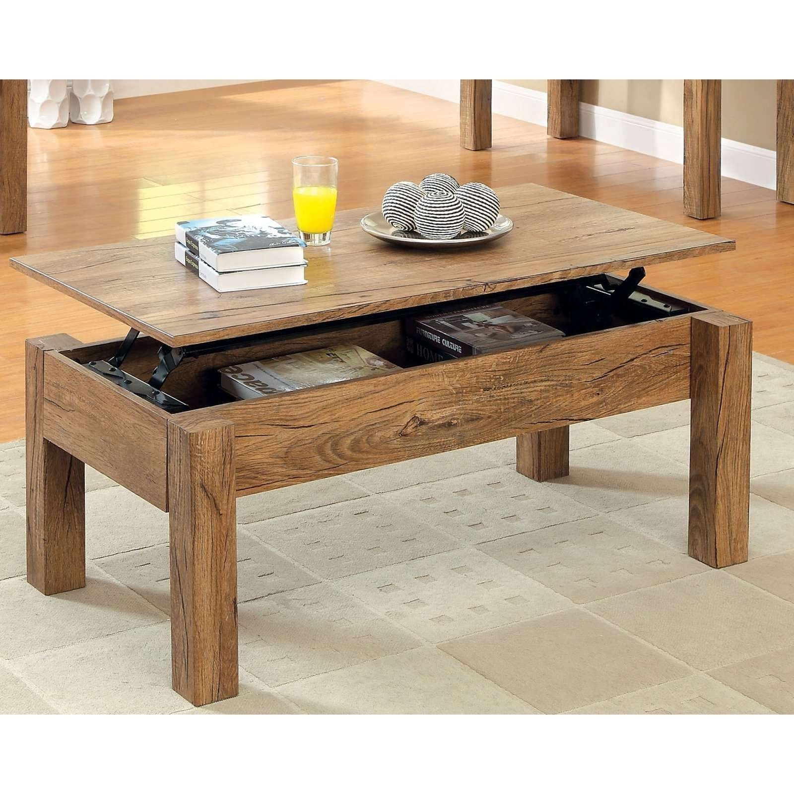 Glass Lift Top Coffee Table Download 2017 Glass Lift Top Coffee Tables Regarding Coffee Table