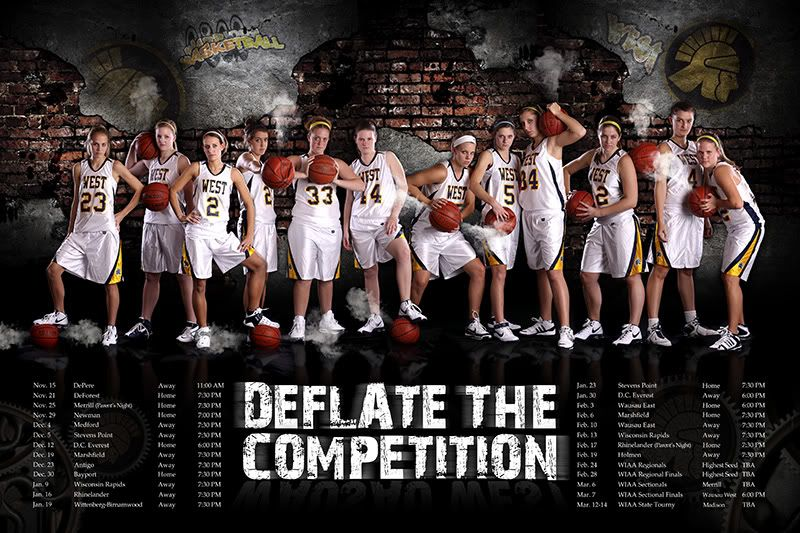 Sports Poster Basketball Team Canon Digital Photography Forums Basketball Team Pictures Team Photography Team Pictures