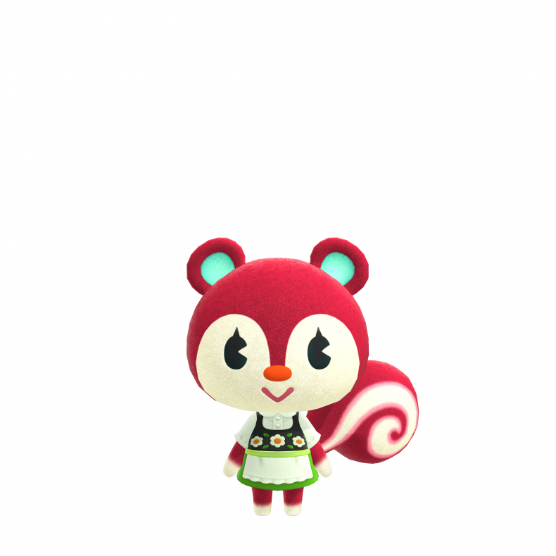 250 High Resolution Animal Crossing: New Horizons Villager & Special Character Renders - Animal Crossing World