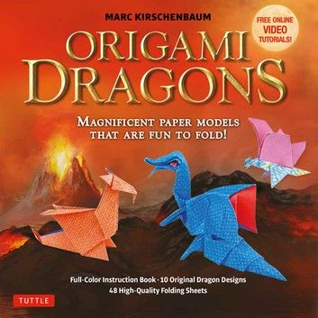 Photo of Origami Dragons Ebook: Magnificent Paper Models That Are Fu…