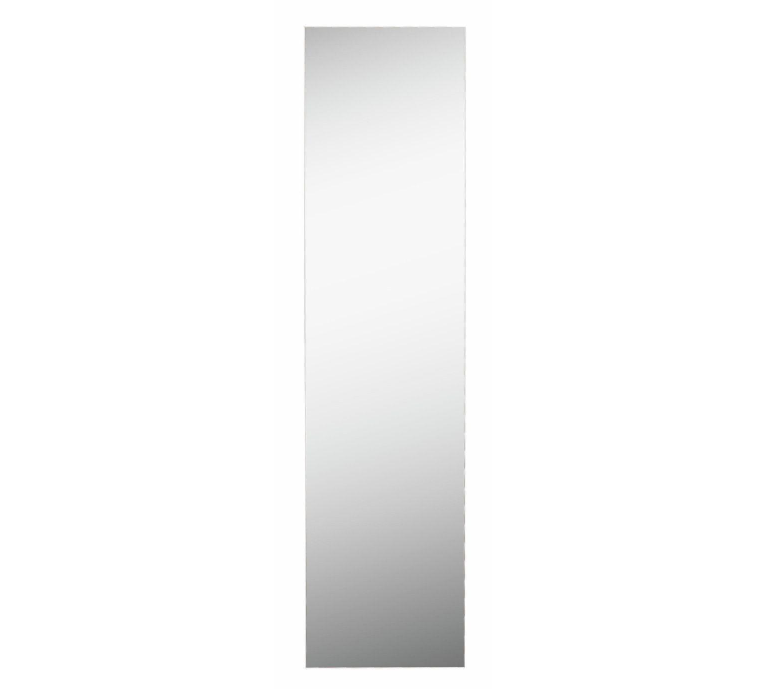 Buy Home Full Length Frameless Wall Mirror At Argos Visit