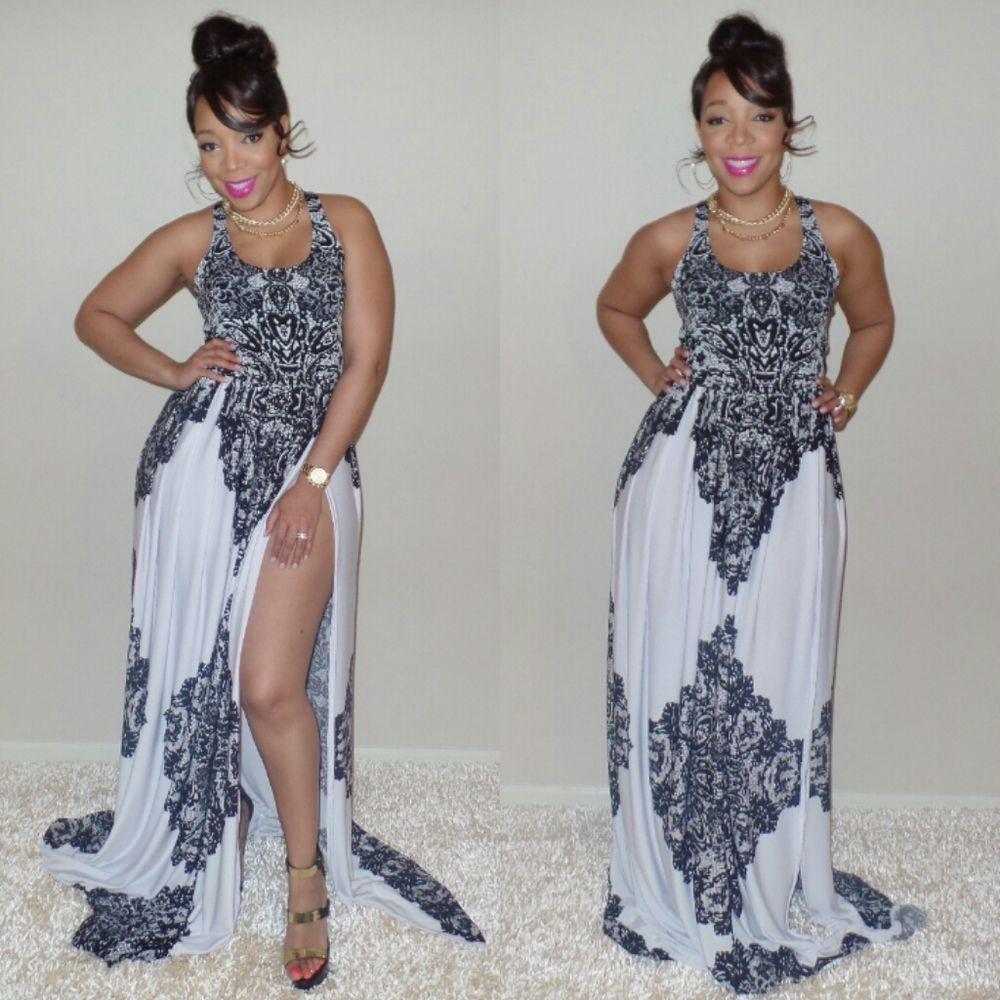 Joni Marie Ross--Felicity Maxi Dress--Plus Sizes | Plus Size ...