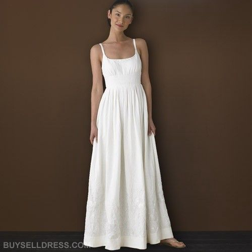 Most Popular Tags For This Image Include Linen Simple Wedding Dress And