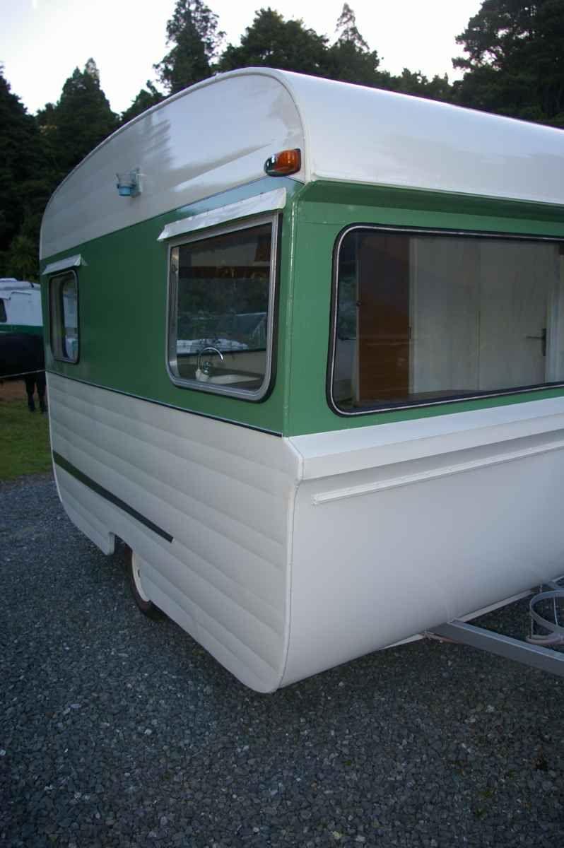 1967 Zephyr Dolly Retro Caravan Vintage Campers Trailers